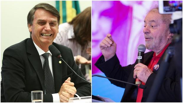 Goiás é o primeiro estado em que Bolsonaro empata com Lula na disputa pela Presidência
