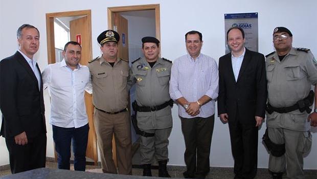 Prefeito coopera com segurança pública e reduz índices de criminalidade em Águas Lindas