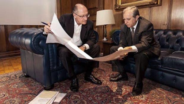 Alckmin apoia o Projeto de Izalci para o DF