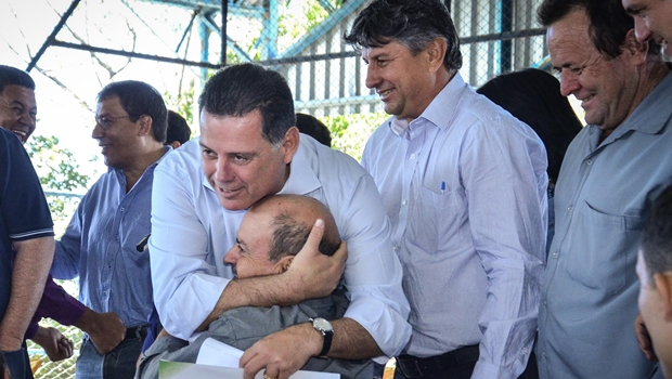 """""""Realmente, Goiás está na frente"""", diz prefeito beneficiado com R$ 1 milhão"""