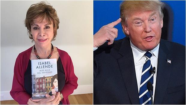 Isabel Allende lança romance, revela-se apaixonada aos 74 anos e critica Donald Trump