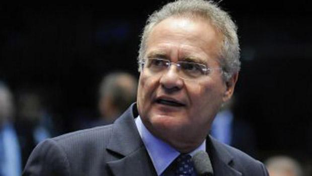 Renan Calheiros renuncia à liderança do PMDB no Senado e critica governo