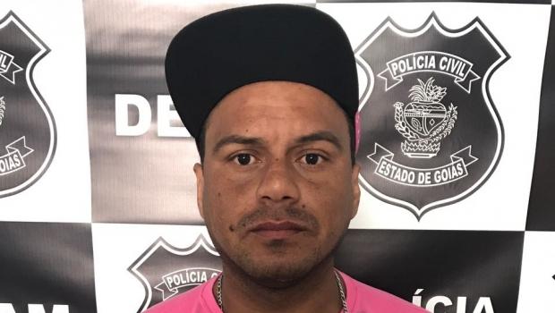Homem é preso suspeito de estuprar mulher de 39 anos em Goiás