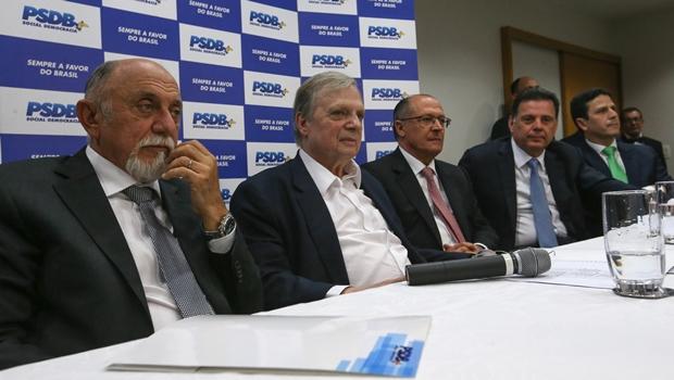 Favorito para comandar o PSDB, Marconi diz que partido deixa Temer até final do ano