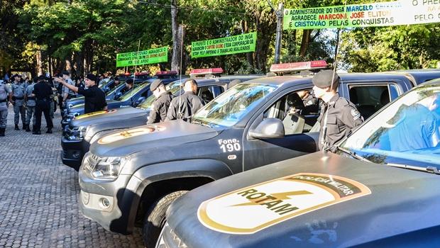 Goiás na Frente anuncia pacote de benefícios para Segurança no Entorno de Brasília