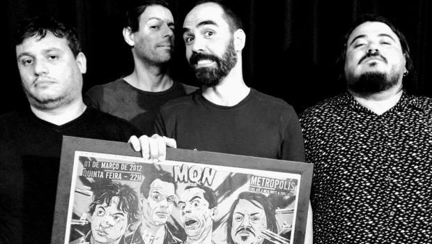 Para comemorar 20 anos de banda, MQN volta a fazer shows fora de Goiânia