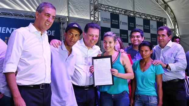 Goiás na Frente Habitação é mais dor de cabeça para a oposição