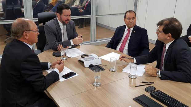 Bancada cobra verbas para BRs no Ministério dos Transportes