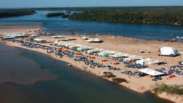 Temporada Araguaia ganha maior Projeto de Praia Acessível em rios do País