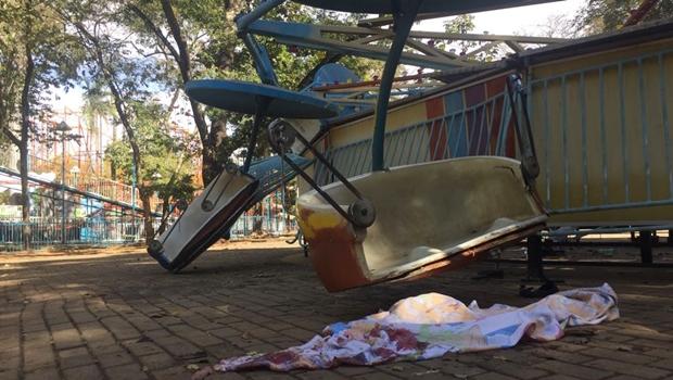Gestão Iris demitiu engenheiro responsável pela fiscalização do Mutirama, diz delegado
