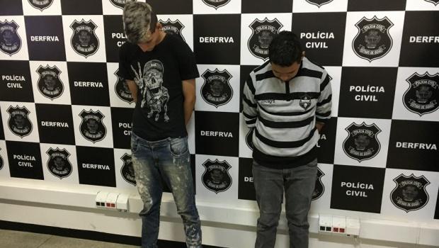 Polícia Civil deflagra operação contra quadrilha que roubava carros de motoristas da Uber