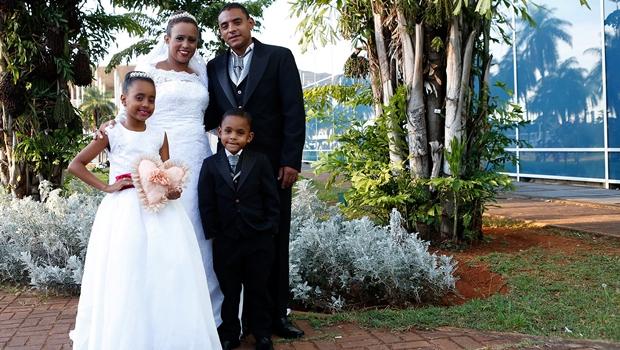 Sábado tem casamento comunitário no DF
