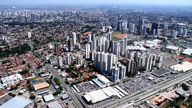 Temperaturas em Goiânia sobem e clima seco predomina. Confira previsão