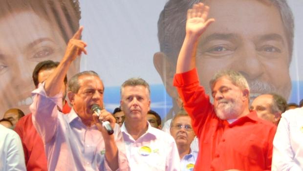 """Iris Rezende sai em defesa de Lula: """"Merecia consideração maior"""""""