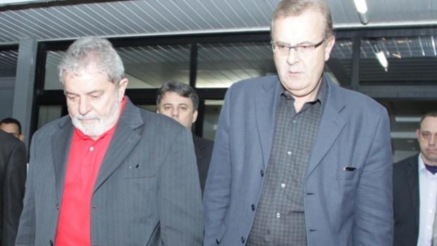 "Lula lamenta morte de Paulo Garcia: ""Perda imensa para o Partido dos Trabalhadores"""