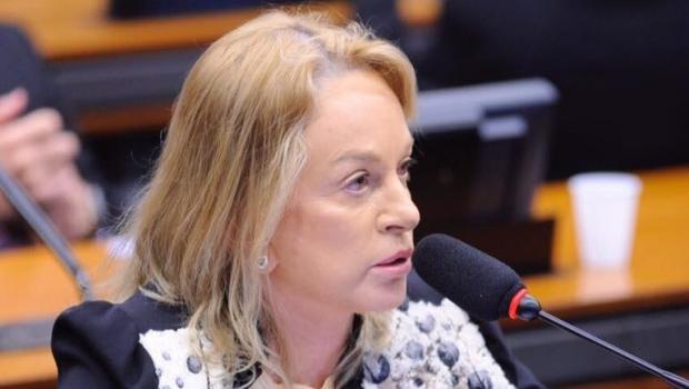 """""""Me dói, mas é necessário"""", diz deputada mais rica sobre aumento de impostos"""