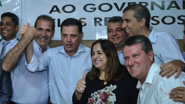 Em Goianira, prefeito Carlão diz que Marconi revoluciona história dos municípios