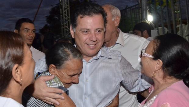 """Marconi realiza sonho de todos os moradores da cidade"", diz prefeito de Guarani de Goiás"