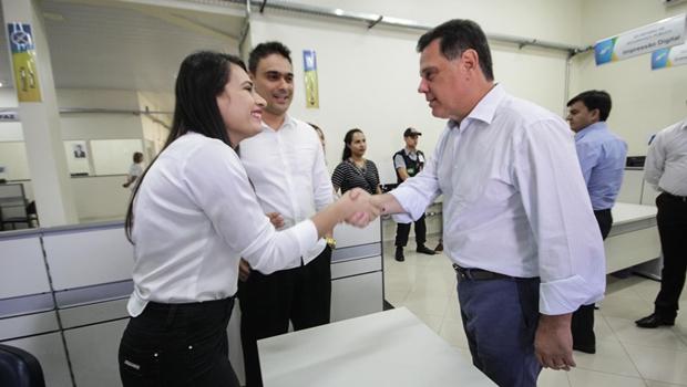 Marconi diz que obras do Goiás na Frente vão proporcionar segurança e eficiência ao povo