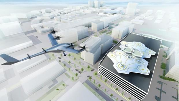 Famosa pelos carros, Uber quer lançar serviço de transporte aéreo até 2023