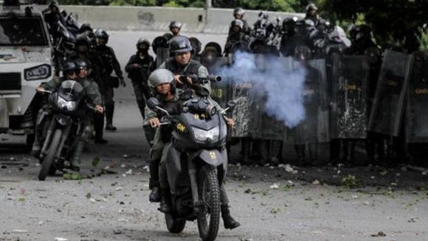 Candidato à Assembleia Constituinte é executado na Venezuela