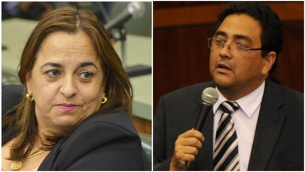 Deputados sugerem que Eliane Pinheiro e Talles Barreto serão os fenômenos eleitorais de 2018