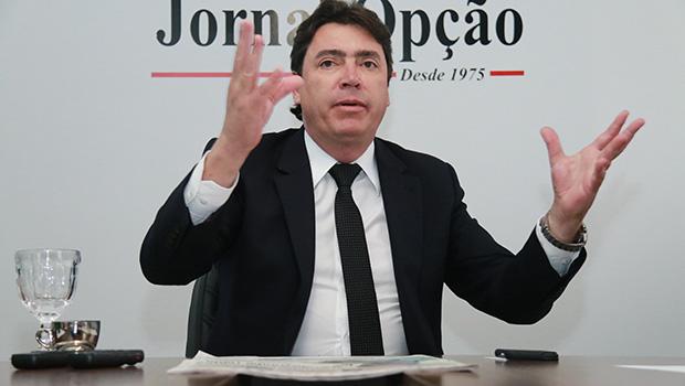 """""""Será muito difícil tirar o governo das mãos de José Eliton"""""""