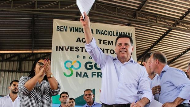 Goiás na Frente faz os políticos permaneceram na base governista