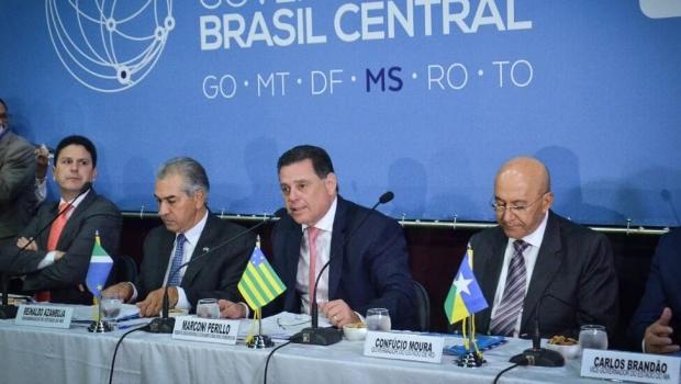 Marconi comanda criação de proposta final do Mercado Comum do Brasil Central