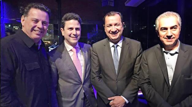 Marconi convida Hildo do Candango para edição do Fórum Brasil Central
