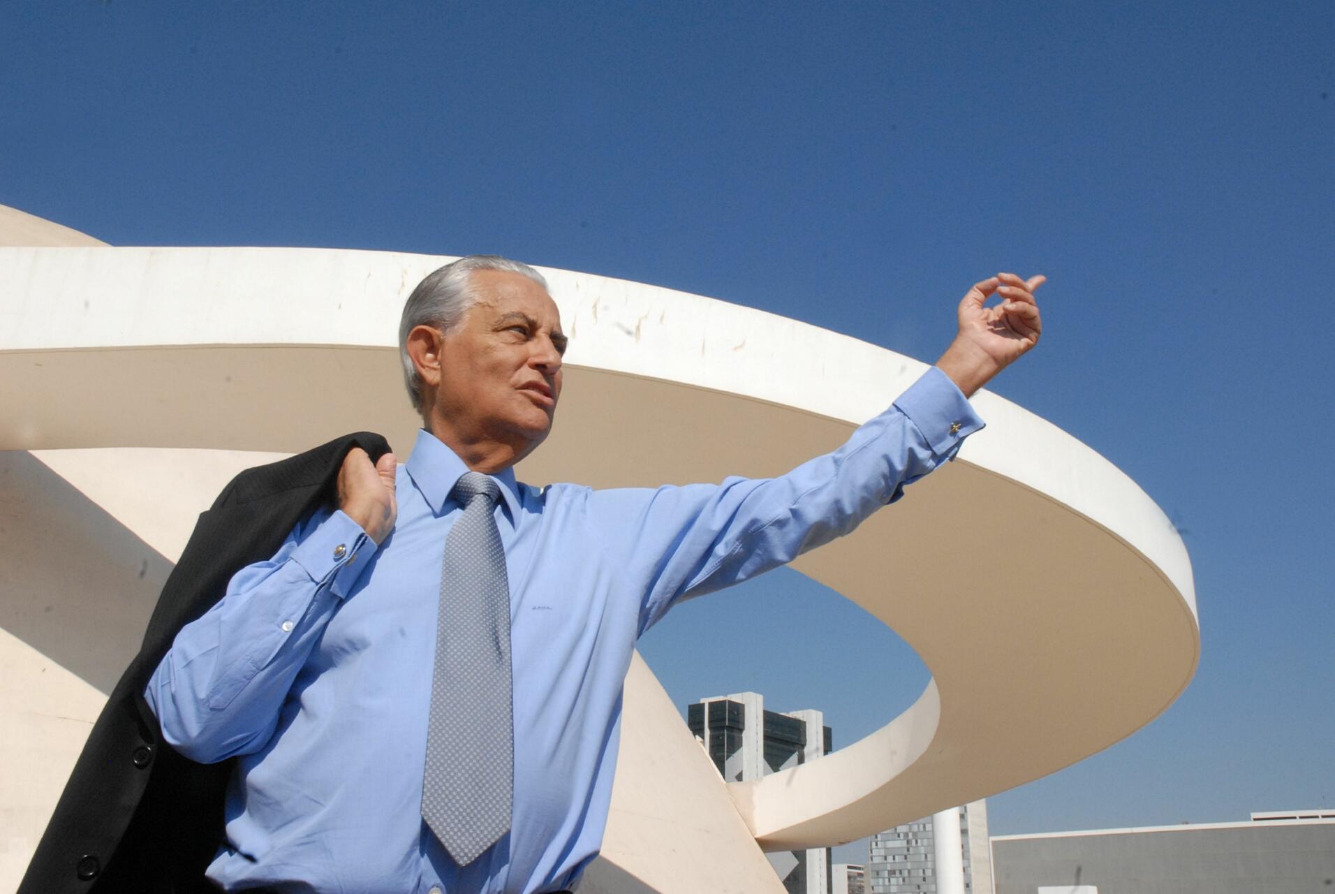 Exame revela que Alzheimer de Joaquim Roriz está numa fase muito avançada