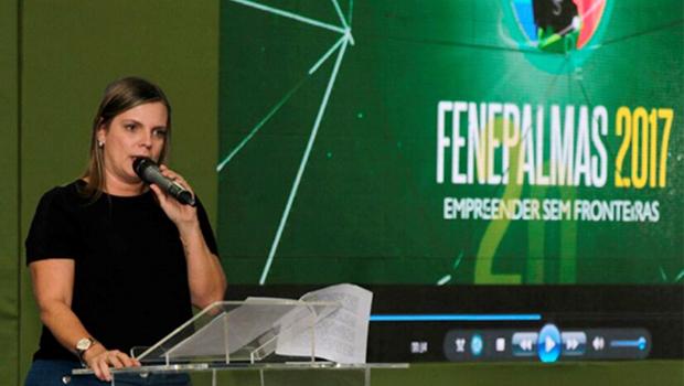 Fenepalmas teve apoio do governo estadual