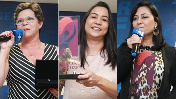 Prêmio Sebrae Mulher de Negócios homenageia empresárias goianas