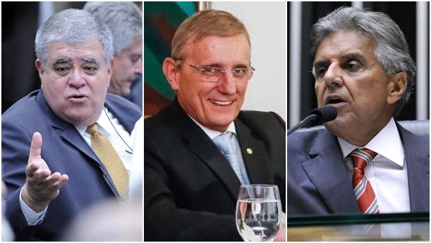 """Quem são os três """"zagueirões"""" de Temer contra denúncia"""