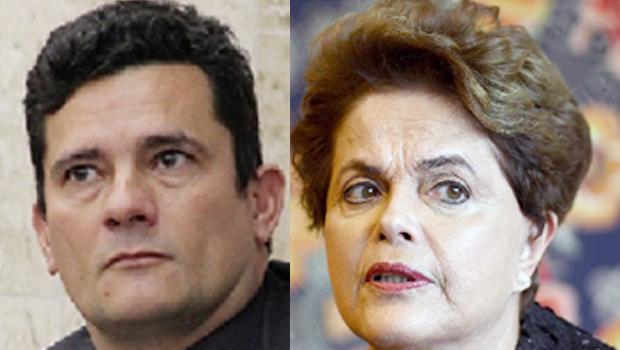 Salário de Sergio Moro não é de 102 mil reais e Veja não errou a respeito de Dilma Rousseff