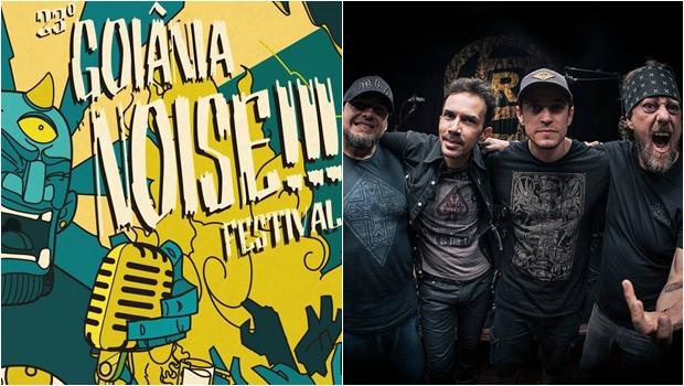 3 dias, 2 palcos e 53 atrações: Confira tudo que vai rolar no 23º Goiânia Noise Festival