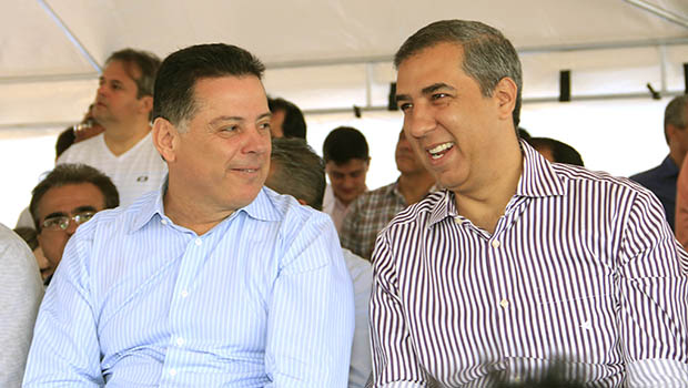Danilo de Freitas é a aposta de Zé Eliton para desembargador. Marconi prefere Navarrete e Tocantins