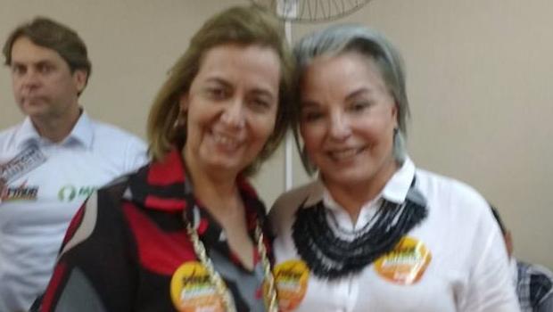 """Iris Araújo exigiu e Iris Rezende """"deu"""" a cabeça de Márcia Carvalho de presente"""