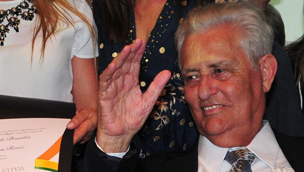 Laudo do IML constata Alzheimer em estágio avançado em Joaquim Roriz
