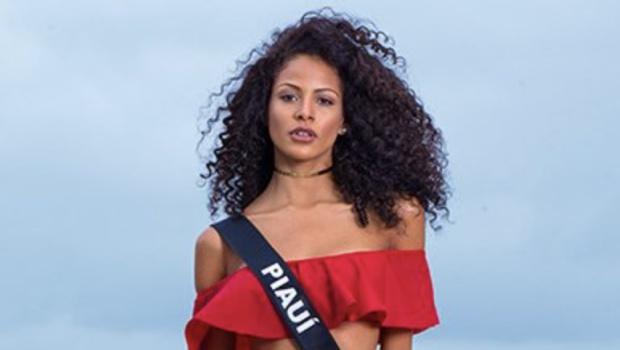 Candidata do Piauí é eleita Miss Brasil 2017