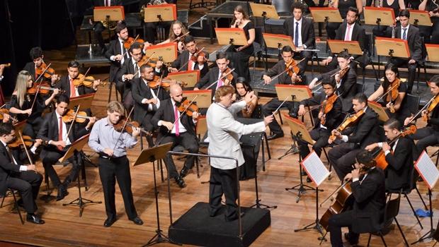 Orquestra Sinfônica fará apresentação on-line em comemoração aos 78 anos do Teatro Goiânia