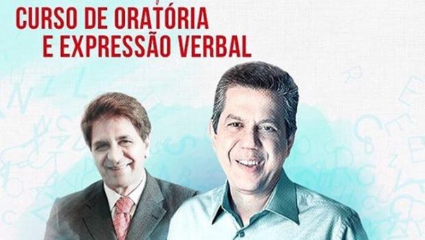 Professor Pasquale vem a Goiânia para curso de Oratória e Expressão Verbal