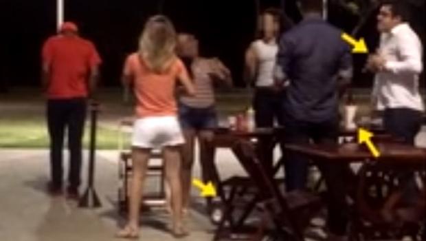 Vídeo mostra pastores se divertindo em balada com cerveja e mulheres