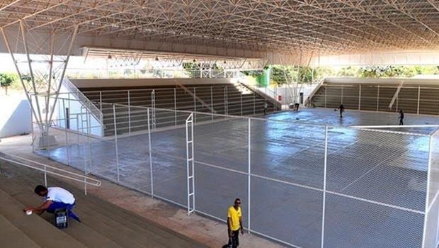 Abertas inscrições para acesso a Centro Olímpico em Planaltina