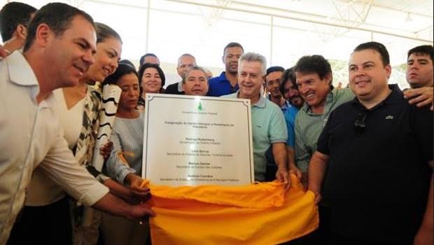 Inaugurado em Planaltina Centro Olímpico e Paralímpico