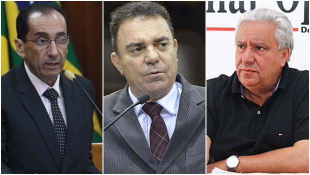 Vilmar Rocha e Luis Cesar Bueno garantem que Saneago não será privatizada