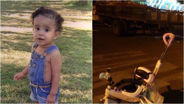 Isabela, sua motoquinha e um caminhão desgovernado