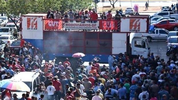 Rodoviários podem voltar a entrar em greve