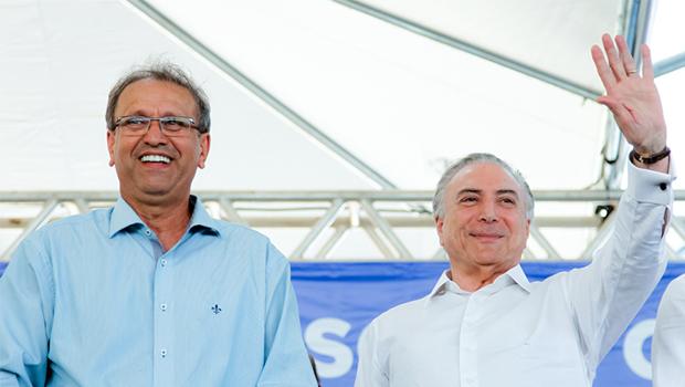 Ordem de serviço da Ponte de Xambioá é chancelada pelo Presidente Temer