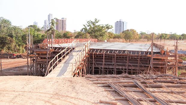 Obras da NS-15 são retomadas pelo governo